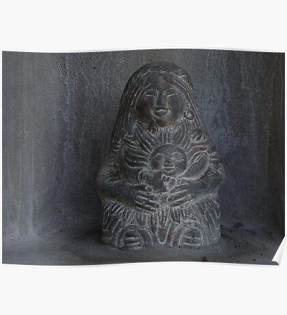 Sun Goddess - Diosa Del Sol Poster