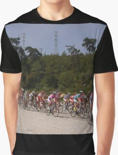 Presidential Cycling Tour of Turkey 11-18 APRIL 2010 Graphic T-Shirt