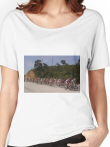 Presidential Cycling Tour of Turkey 11-18 APRIL 2010 Women's Relaxed Fit T-Shirt