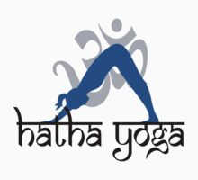 Hatha Yoga T-Shirt by T-ShirtsGifts