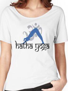 Hatha Yoga T-Shirt Women's Relaxed Fit T-Shirt