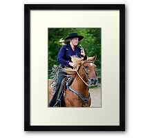 """""""Northern Ohio Outlaws"""" #14 Framed Print"""