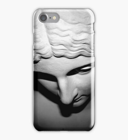 Angel Statue iPhone Case/Skin