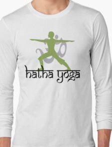 Hatha Yoga T-Shirt Long Sleeve T-Shirt