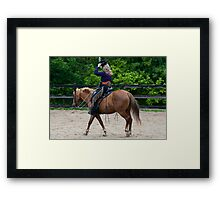 """""""Northern Ohio Outlaws"""" #17 Framed Print"""