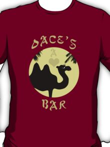 Oace's Bar T-Shirt