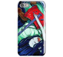 Fluffy Hair Divas - Marceline iPhone Case/Skin