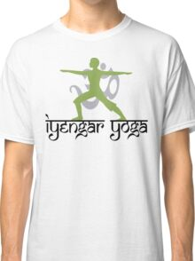 Iyengar Yoga T-Shirt Classic T-Shirt