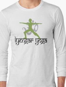 Iyengar Yoga T-Shirt Long Sleeve T-Shirt