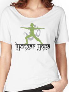 Iyengar Yoga T-Shirt Women's Relaxed Fit T-Shirt
