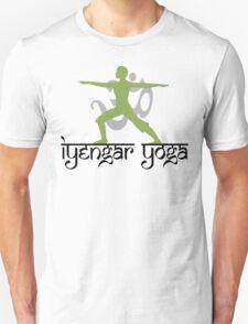 Iyengar Yoga T-Shirt T-Shirt