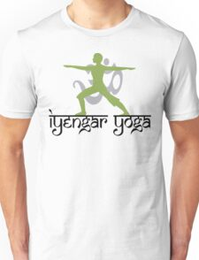 Iyengar Yoga T-Shirt Unisex T-Shirt