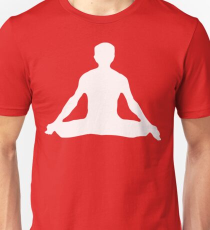 Yoga T-Shirt Unisex T-Shirt