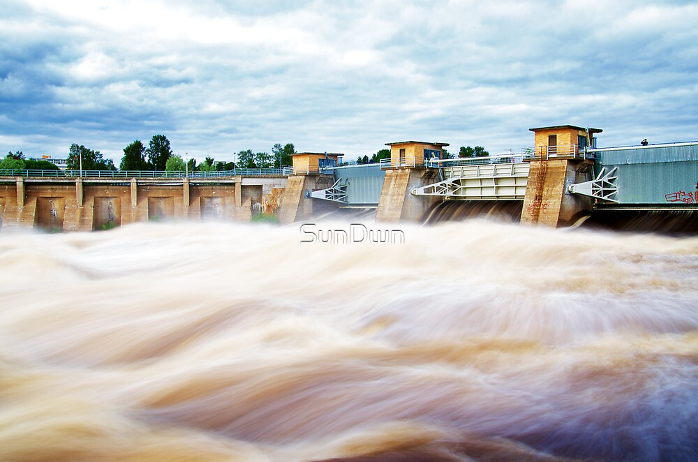 Floodgates by SunDwn