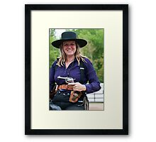"""""""Northern Ohio Outlaws"""" #22 Framed Print"""