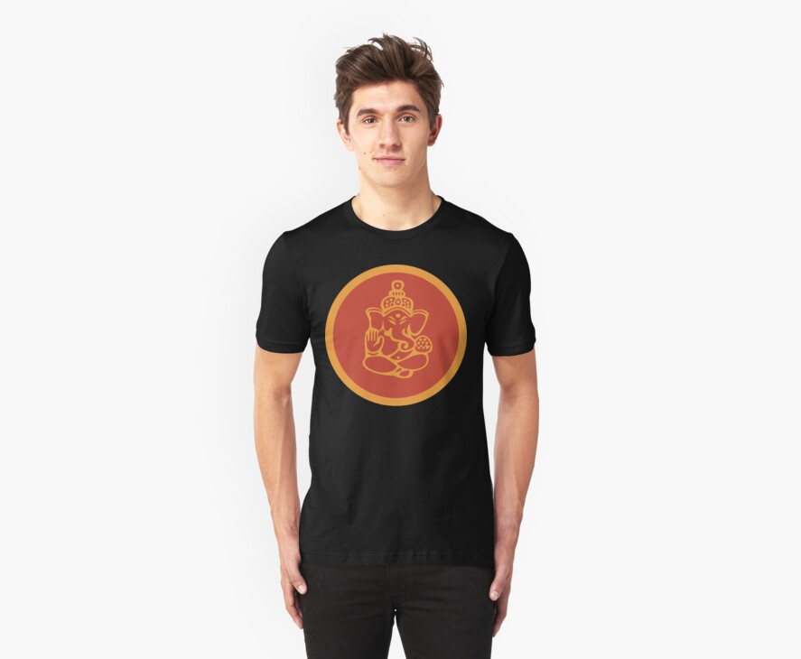 Ganesha T-Shirt by T-ShirtsGifts