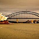 Sydney Harbor 1 by anorth7