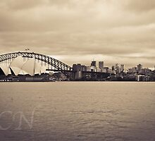 Sydney Harbor 3 by anorth7