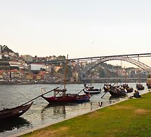 Porto & Rabelos by João Figueiredo