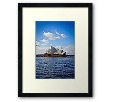 NSW Icon Framed Print