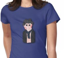Sherlock Bacon Womens Fitted T-Shirt