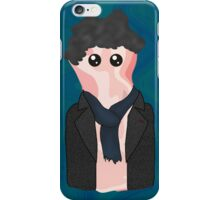 Sherlock Bacon iPhone Case/Skin