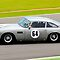 Aston Martin DB4 No 64 by Willie Jackson