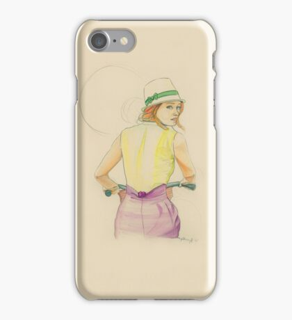 Miss. Cruiser iPhone Case/Skin