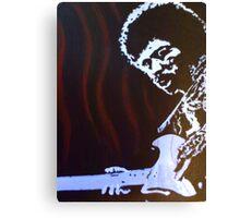 Jimmy has soul Canvas Print