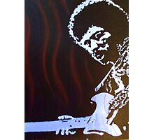 Jimmy has soul Photographic Print