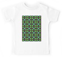 Psychedelic pattern Kids Tee