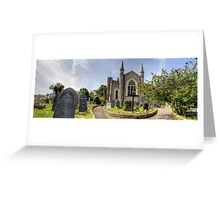 St. Mary's Church - Appledore Greeting Card