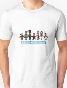 Stop Motion Christmas - Style B Unisex T-Shirt