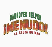 Hangover Helper by ZsTees