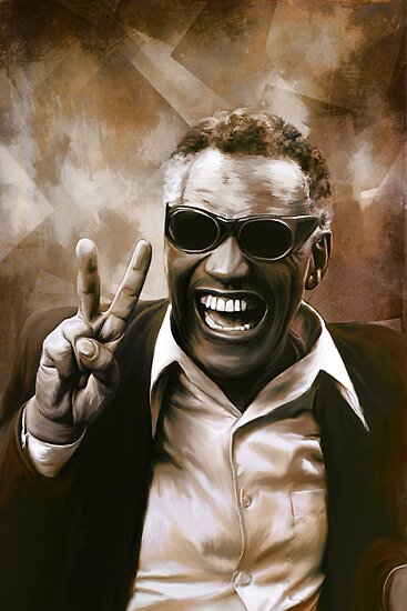 Ray Charles by andy551