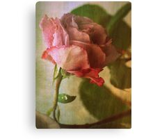 Intuitively Romantic Canvas Print