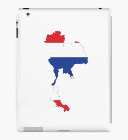 Thailand map,flag iPad Case/Skin