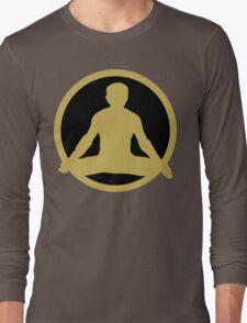Men's Yoga T-Shirt Long Sleeve T-Shirt