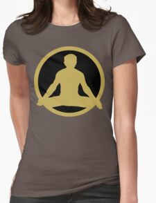 Men's Yoga T-Shirt Womens Fitted T-Shirt