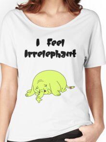 Irrelephant Women's Relaxed Fit T-Shirt