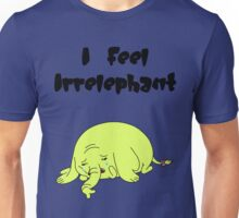 Irrelephant Unisex T-Shirt