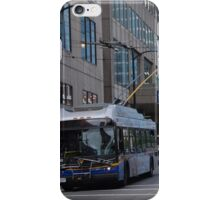 Trackless Trolley iPhone Case/Skin