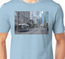 Trackless Trolley Unisex T-Shirt