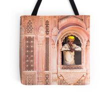 red city jaipur india Tote Bag