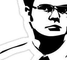 Dwight Schrute False Sticker