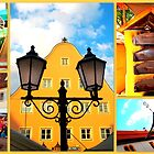 Historical Market Schongau, Bavaria by ©The Creative  Minds