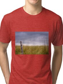 Surviving Hurricane Sandy Tri-blend T-Shirt