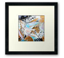 Fragments Of Energy Framed Print