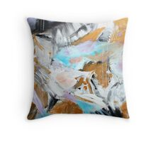 Fragments Of Energy Throw Pillow