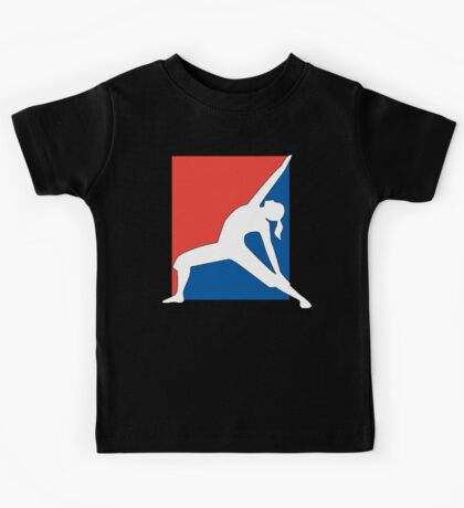 Sports Yoga T-Shirt Kids Tee